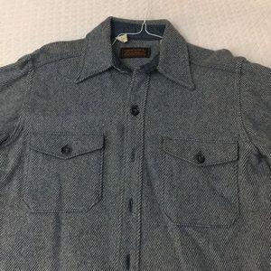 Vintage Eddie Bauer Wool Shirt/Jacket
